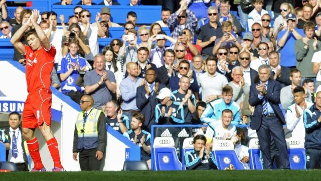 Angielski hit na remis. The Blues i Mourinho oklaskiwali Gerrarda