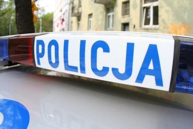 Policja Maciej Wężyk /tvnwarszawa.pl
