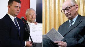 Apel pamięci bez Bartoszewskiego