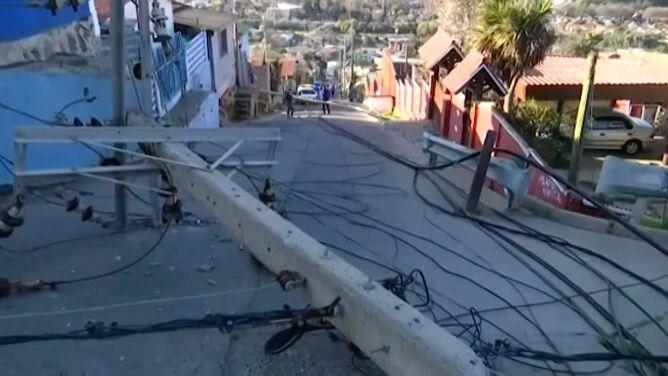W Chile zatrzęsła się ziemia