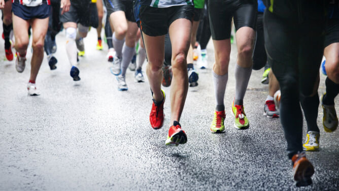 Prognoza pogody dla biegaczy na weekend 20-21.09