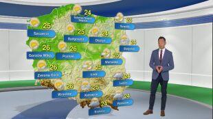 Prognoza pogody na środę 5.08