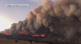 Płoną tereny Kolorado