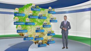 Prognoza pogody na sobotę 31.07